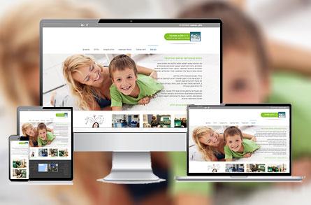 מומחים בבניית אתרי אינטרנט עבור תחומי הרפואה השונים